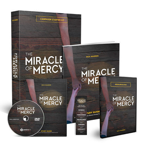The Miracle of Mercy Campaign Starter Kit