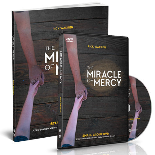 The Miracle of Mercy Study Kit (DVD and Study Guide)