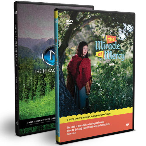 The Miracle of Mercy Early Childhood and Elementary Curriculum Bundle