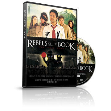 Rebels of the Book Elementary Curriculum