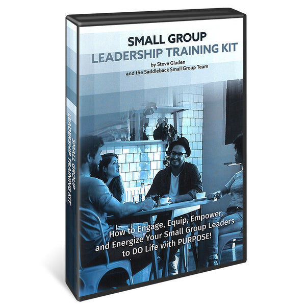 Small Group Leadership Training Kit