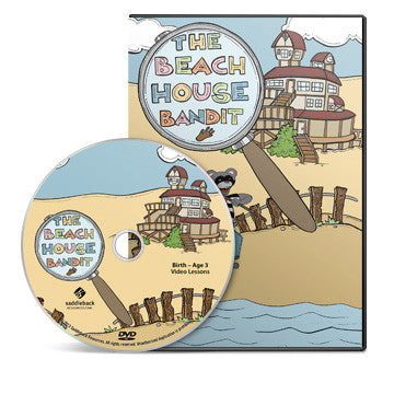 The Beach House Bandit Early Childhood Curriculum