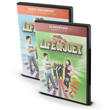 Life of Joey Early Childhood and Elementary Bundle