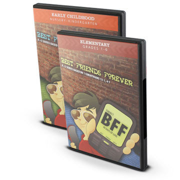 BFF Early Childhood and Elementary Bundle