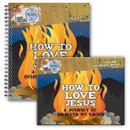 How to Love Jesus: Journey to Discover My Savior (Workbook and Activity Book)