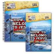 How to Belong to Jesus: Journey to Discover My Purpose (Workbook and Journal)