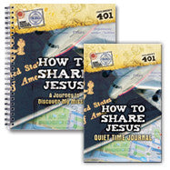 How to Share Jesus: Journey to Discover My Mission (Workbook and Journal)