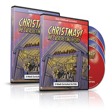 Christmas! The Everlasting Story Early Childhood and Elementary Bundle