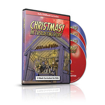 Christmas! The Everlasting Story Early Childhood Curriculum