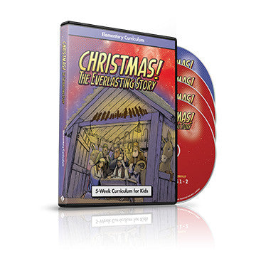 Christmas! The Everlasting Story Elementary Curriculum