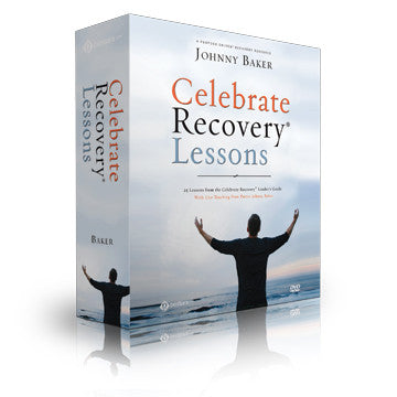Celebrate Recovery Lessons Kit (Discs 1-4)