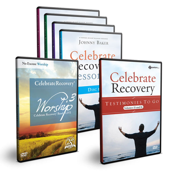 Celebrate Recovery Program Bundle