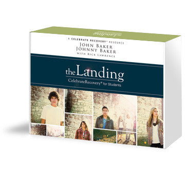 The Landing: Celebrate Recovery For Students Kit