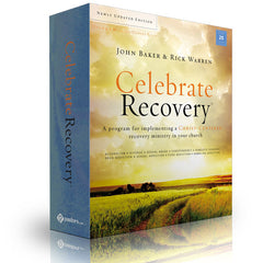 Celebrate Recovery Updated Program/Curriculum Kit