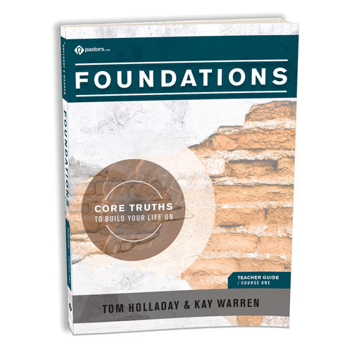 Foundations Course 1 Teacher's Guide