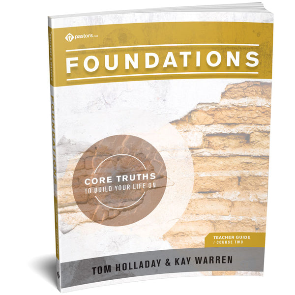 Foundations Course 2 Teacher's Guide