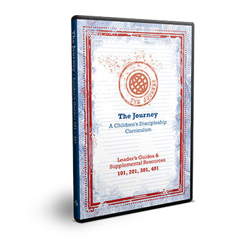 The Journey Leader Guides and Tools: Grade 3 - Grade 6 (CD-ROM)