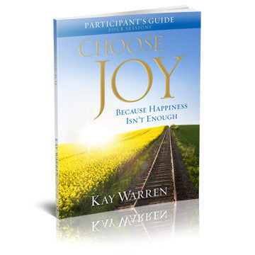 Choose Joy Study Guide