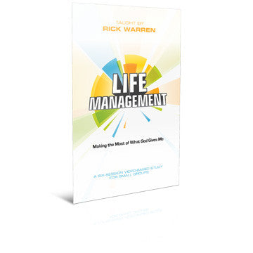 Life Management Study Guide