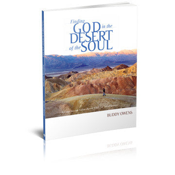 Finding God In the Desert of the Soul Study Guide