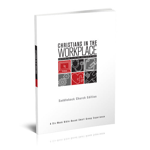 Christians in the Workplace Study Guide
