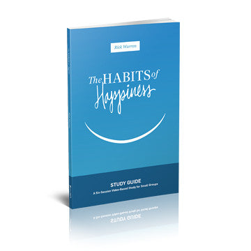 The Habits of Happiness Study Guide