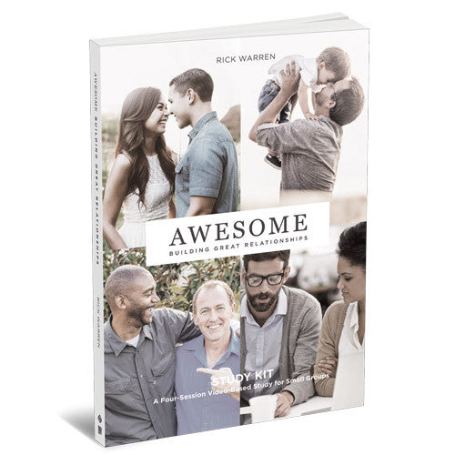 AWESOME: Building Great Relationships Study Guide