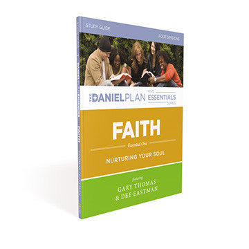 Faith Study Guide: The Daniel Plan Essentials Series