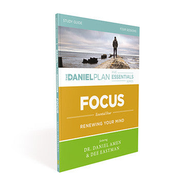 Focus Study Guide: The Daniel Plan Essentials Series