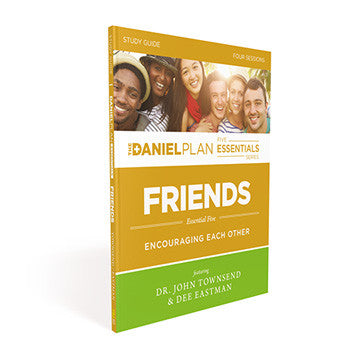 Friends Study Guide: The Daniel Plan Essentials Series