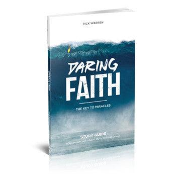 Daring Faith Workbook