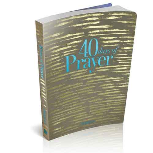 40 Days of Prayer Workbook