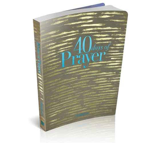 40 Days of Prayer Small Groups