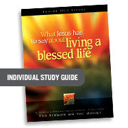 Inside Out Living: What Jesus Has to Say About Living a Blessed Life Study Guide