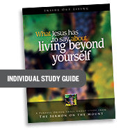 Inside Out Living: What Jesus Has to Say About Living Beyond Yourself Study Guide