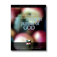 Inside Out Living: What Jesus Has to Say About Living in Pursuit of God Study Guide