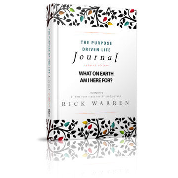 The Purpose Driven Life Updated Journal (Hardcover)