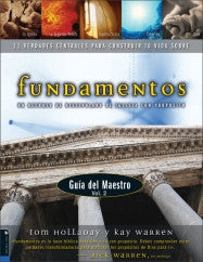Fundamentos: Manual del Maestro Volumen 2 (Tapa blanda)