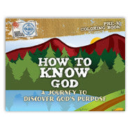 How to Know God: Journey to Discover God's Purpose (10 Activity Books)