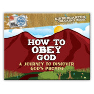 How to Obey God: Journey to Discover God's Promise (10 Activity Books)