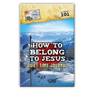 How to Belong to Jesus: Journey to Discover My Purpose (10 Journals)