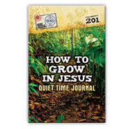 How to Grow in Jesus: Journey to Discover My Spiritual Growth (10 Journals)