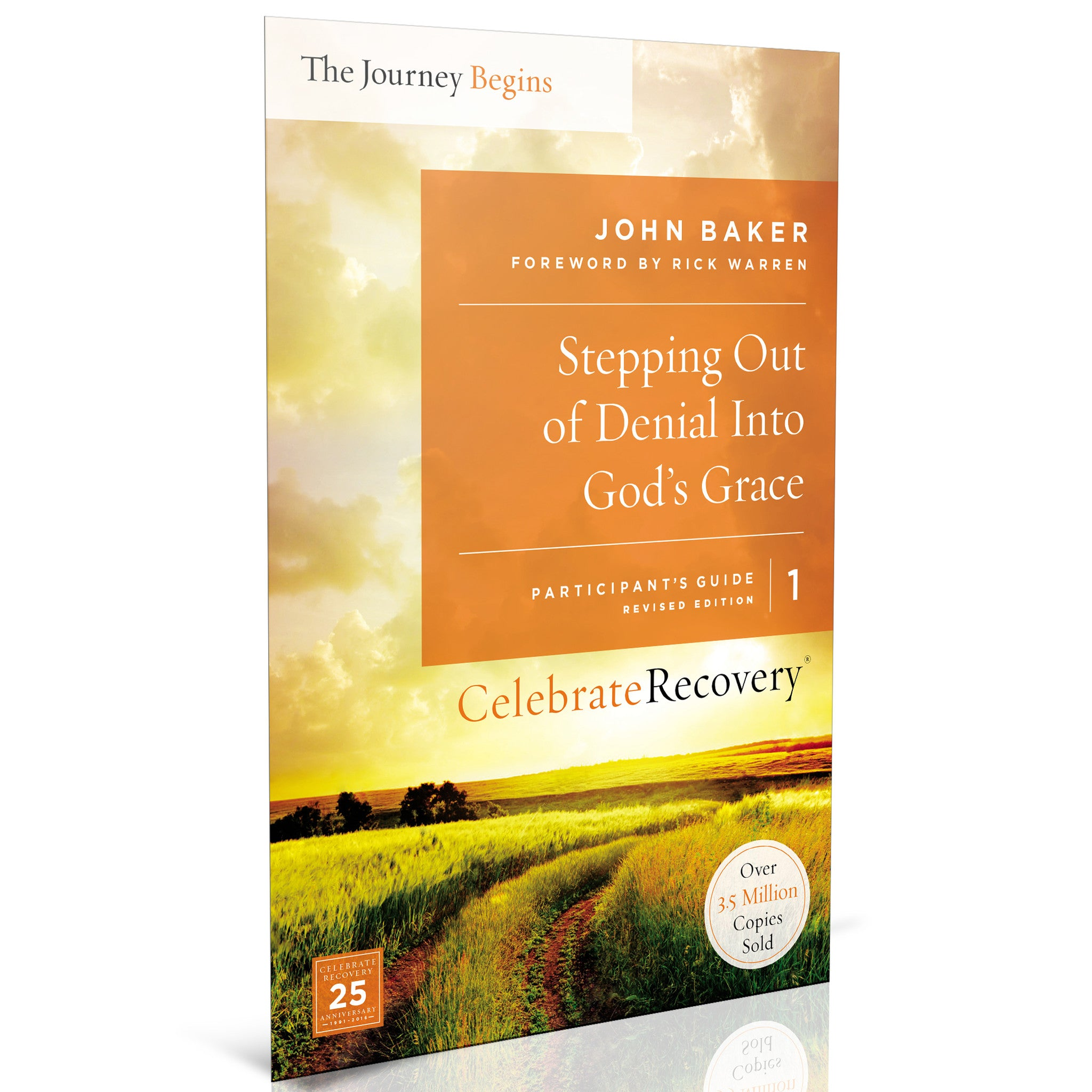 The Journey Begins Participant's Guide 1: Stepping Out of Denial Into God's Grace