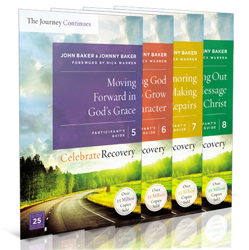 The Journey Continues Participant's Guide Set Volumes 5-8