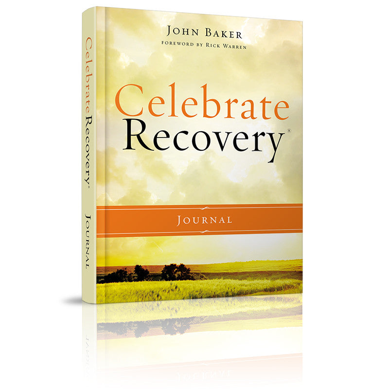 Celebrate Recovery Journal Updated Edition (Hardcover)