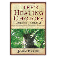 Life's Healing Choices Journal (Hardcover)