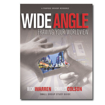 Wide Angle: Framing Your Worldview Study Guide