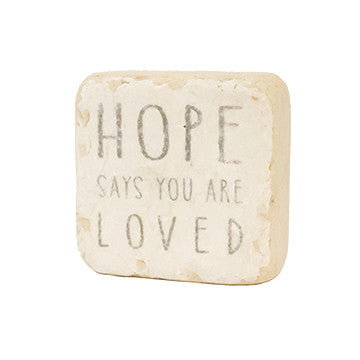 Hope Stone: You Are Loved