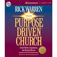 The Purpose Driven Church Audio CD Book (Abridged)