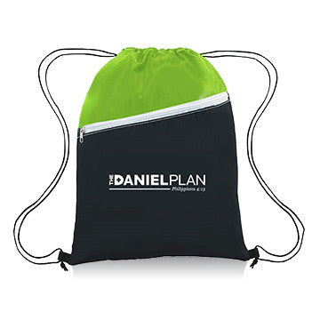 The Daniel Plan On-the-Go Sports Bag